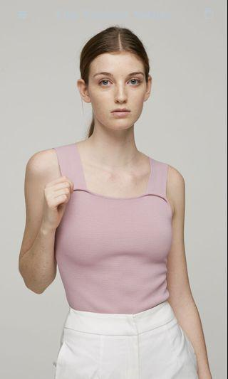 Our Second Nature Square Neck Knit Top