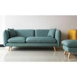 Josef 2 Seater Sofa with Ottoman