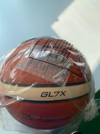 Molten GL7X 真皮籃球