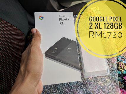 Google Pixel 2 XL New Set #Carouselland #Google