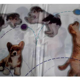 Dog Party Tableware