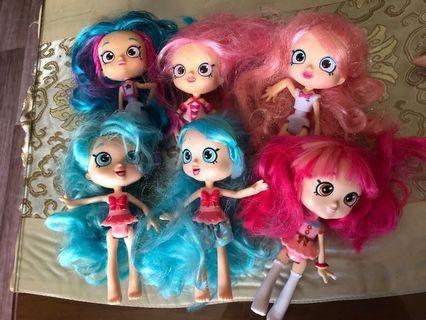Shopkin doll
