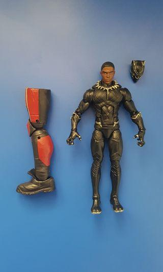 Marvel Legends Black Panther (BAF Giant man)