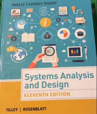 🚚 System analysis and design