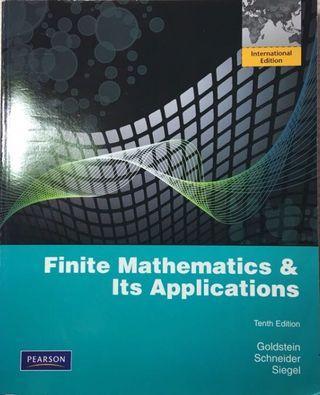 🚚 Finite Mathematics & It's Application