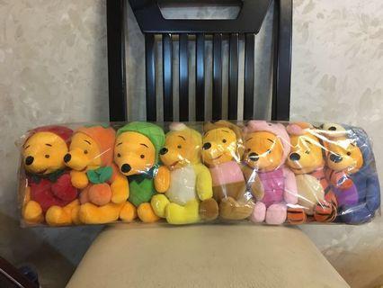Winnie The Pooh 毛公仔