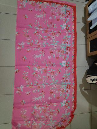 SALE!! Kain Batik Shocking Pink