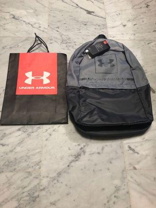 Under Armour Grey Backpack