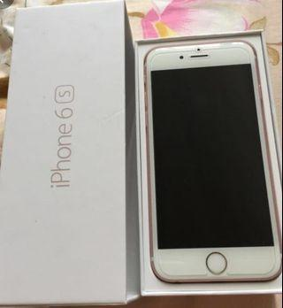 🚚 IPhone 6s Rose Gold