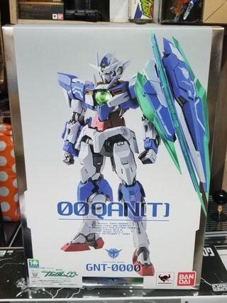 全新 Bandai Metal Build  MB 00 QAN(T) GUNDAM 高達