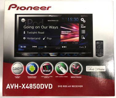 Pioneer AVH-X4850DVD