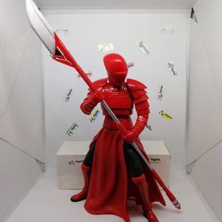 Praetorian Red Guard long blade version Star Wars Sega Japan 1/10 toy figure (original)