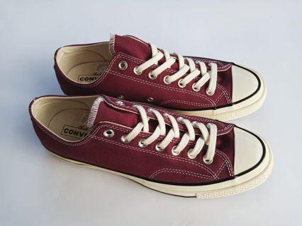 Converse CT AS 70's Dark Burgundi