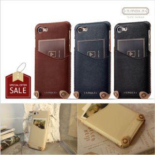 "n.max.n New Minimalist series Leather Case (iPhone 7 4.7"")"