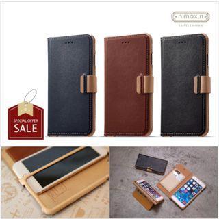 "n.max.n Slipcase Series Leather Case (iPhone 7 4.7"")"