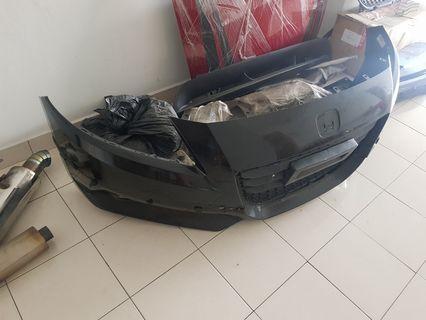 Honda crz zf1 bumper