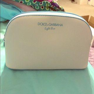 Dolce and Gabbana light blue case