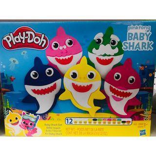 Play-Doh 培樂多 Baby Shark 鯊魚寶寶遊戲組