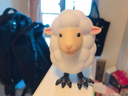 🚚 狗鳥公仔 綿羊🐑