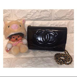 💯real💕Chanel WOC💕vintage