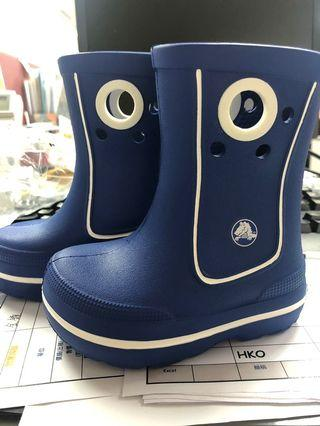 CROCS 小童水鞋