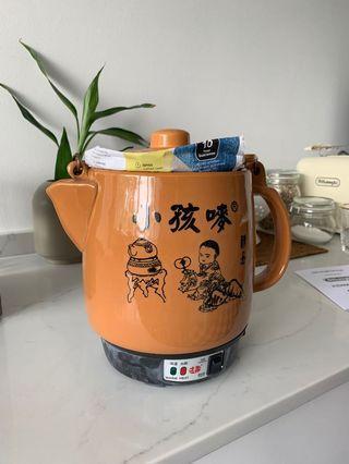 Electric Herbal Soup Pot