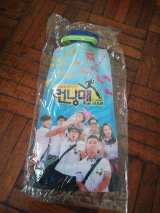 Running Man Bottle