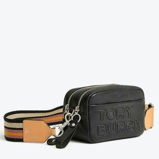 6月超特價👏值得入手✈ 湯麗柏琦Tory Burch Perry Color Block Double Zip Mini Bag
