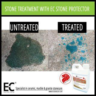 EC Stone Protector for Outdoor Garden Stone Features Stone Floor Stone Wall
