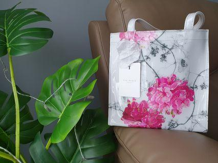 Authentic BabyLon Small Ted Baker Tote Bag