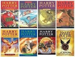 🚚 Harry Potter 8 Books Collection Set Book Bonus Cursed Child