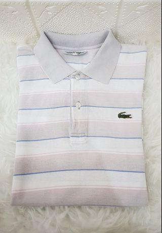 Polo Shirt Lacoste 😎  LIKE NEW  💕