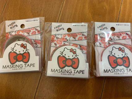 Hello Kitty Masking Tape
