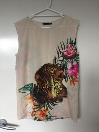 Dotti print dress/top #swapau