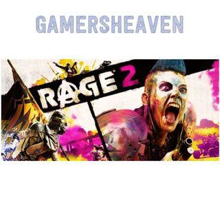 🚚 RAGE 2 PC STEAM
