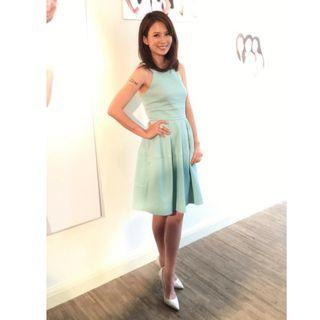 Paul & Joe Sister cocktail dress, summer dress 謝師宴; Tiffany Blue / Mint Green