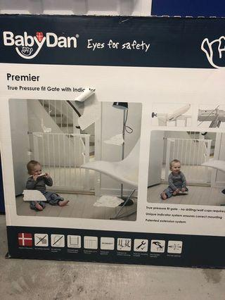 Baby Dan Child Safety Gate