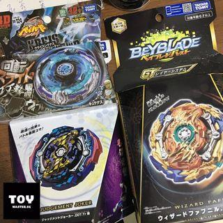 BEYBLADE READY STOCK AVAILABLE NOW