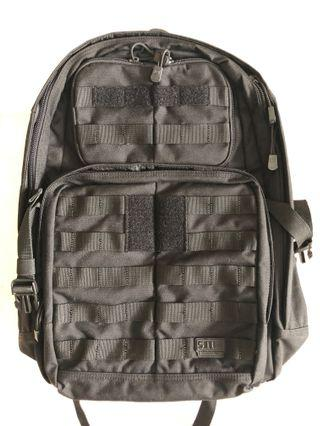 Used only once 5.11 tactical Rush 24
