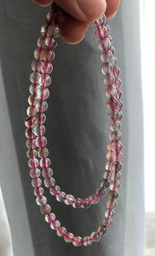 Pastel Dreamy Watermelon Tourmaline 3 rounds