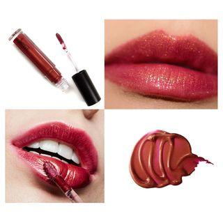 New MAC Pretty Peppa Lipglass RRP$34