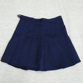 BNWOT Navy Blue Pleated Tennis Skirt