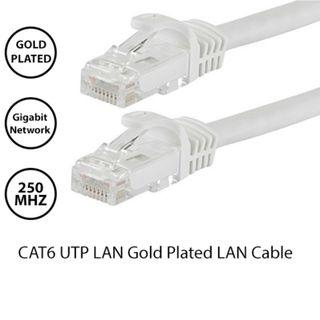 CAT 6 Patch Cord LAN Ethernet Cable