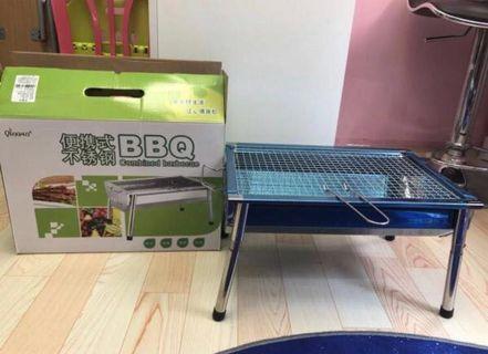全新家用迷你燒烤架 戶外BBQ架