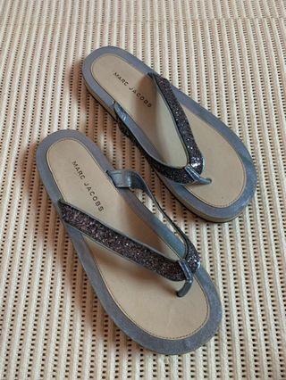 Authentic marc  jacobs slipper