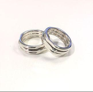Links of London Couple Rings