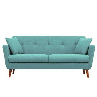 Abraham 3 Seater Sofa