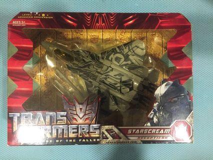 Transformer Starscream