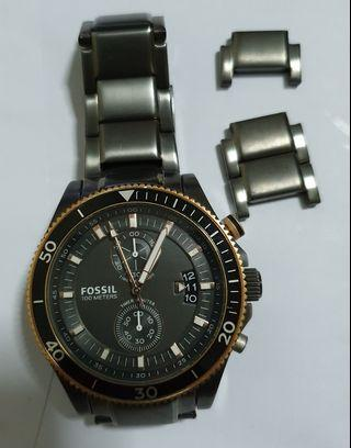 Fossil Wakefield Chronograph Watch CH2948