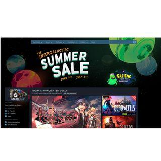Steam Games Summer Sale 2019